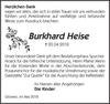 Burkhard Heise
