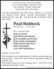 Paul Rohbeck