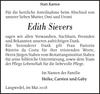 Edith Sievers