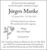 Jürgen Manke