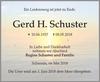 Gerd H. Schuster