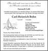 Carl-Heinrich Bohn