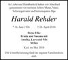 Harald Rehder