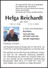 Helga Reichardt