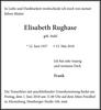 Elisabeth Rughase