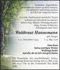 Waldtraut Hannemann