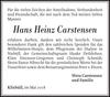 Hans Heinz Carstensen