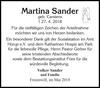 Martina Sander