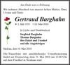 Gertraud Barghahn