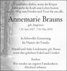 Annemarie Brauns