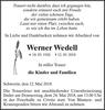 Werner Wedell