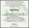 Inge Rietz