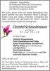 Christel Schmedemann