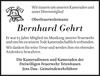 Bernhard Gehrt