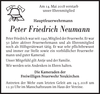 Peter Friedrich Neumann