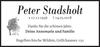 Peter Stadsholt