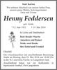 Henny Feddersen