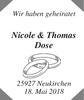 Nicole Thomas Dose