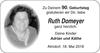 Ruth Domeyer