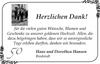 Hans und Dorothea Hansen