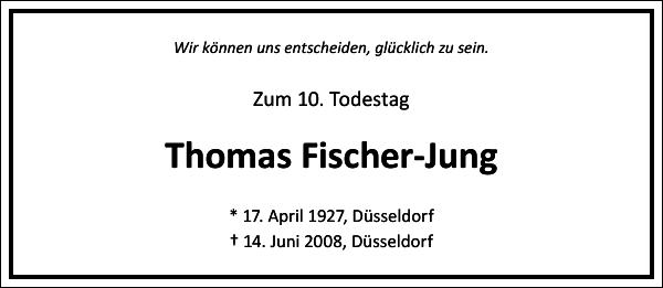 Thomas Fischer-Jung
