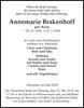 Annemarie Brakenhoff