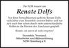 Renate Delfs