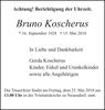 Bruno Koscherus