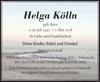 Helga Kölln