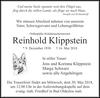 Reinhold Klippstein