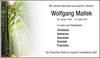 Wolfgang Mallek