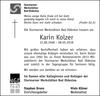 Karin Kolzer