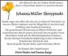 Johanna Müller-Skrzypinski