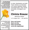Christa Krause