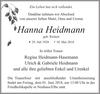 Hanna Heidmann