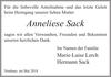 Anneliese Sack