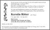 Kerstin Ritter