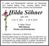 Hilda Söhner