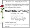 Bärbel Brandenburg