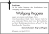 Wolfgang Pinggera