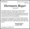 Hermann Boger