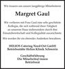 Margret Gaul