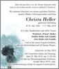 Christa Heller