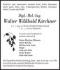 Walter Willibald Kirchner