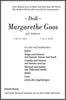 Margarethe Goos