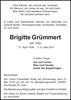Brigitte Grümmert