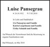 Luise Pansegrau