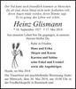 Heinz Glismann