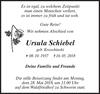 Ursula Schiebel