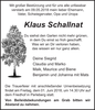 Klaus Schallnat